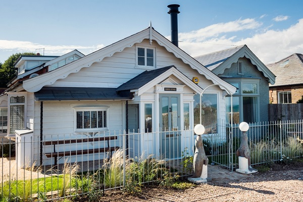 Downs Cottage exterior