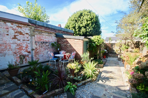 Tavistock garden